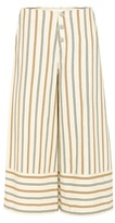 See by Chloe Cotton trousers