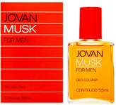 Jovan Musk by Coty for Men 1.8 oz Deo Colognia Pour