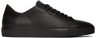 Axel Arigato Black Clean 90 Sneakers