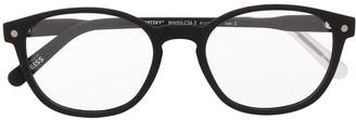 S'nob Radetzky round frame glasses