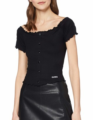 GUESS Women's Estia Top T-Shirt