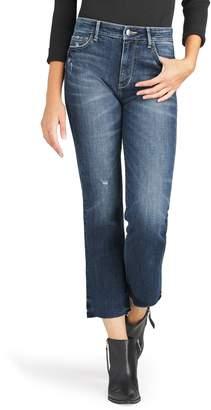 Sam Edelman The Stiletto High Waist Crop Bootcut Jeans