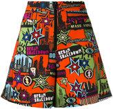 M Missoni patterned shorts - women - Polyester/Spandex/Elastane - 40