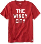 Old Navy Short-Sleeve City Graphic Tee for Men