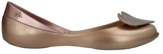 Vivienne Westwood + MELISSA Ballet flats