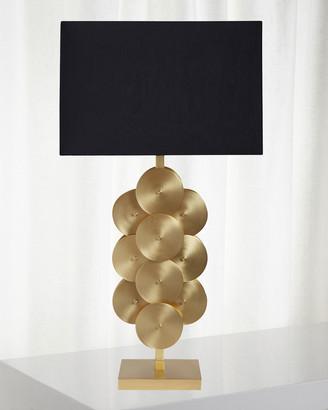 Jonathan Adler Puzzle Circles Table Lamp