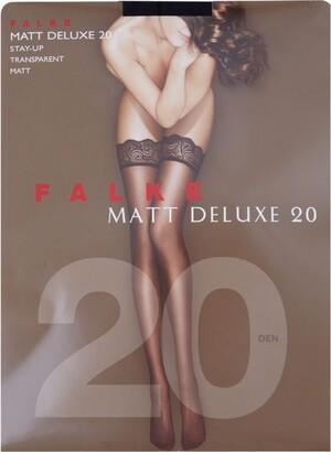 Falke Matt Deluxe 20 Stockings