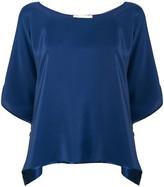 Jean Paul Gaultier Knott loose fit blouse