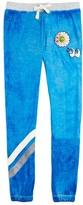 Vintage Havana Girls' Patch Detail Velour Sweatpants - Sizes S-XL