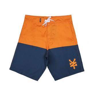 Zoo York Men's Dyer Board Shorts