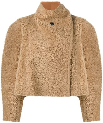 Isabel Marant Reversible Shearling Jacket
