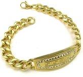 AmDxD Jewelry Stainless Steel Men Vintage Style Bracelets Length:8.5 Inch Curb Bracelet