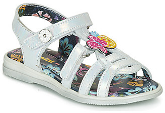 Catimini SICALE girls's Sandals in White