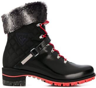 Rossignol Megeve lace up boots
