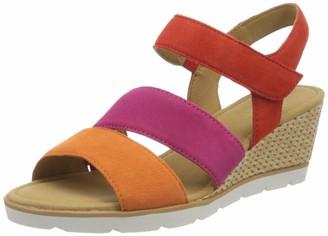Gabor Women's Basic Ankle Strap Sandals