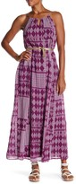 Velvet by Graham & Spencer Paige Print Maxi Dress