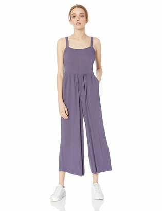 O'Neill Women's Wella Wide Leg Woven Jumpsuit