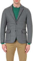 Paul Smith Quilted wool jacket