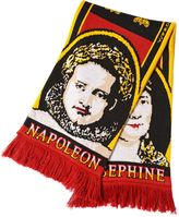 Y/Project Napoleon & Josephine Jacquard Knit Scarf