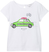 Milly Minis Graphic Tee (Toddler & Little Girls)