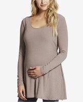 Jessica Simpson Maternity Ribbed Tunic