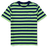Ralph Lauren Childrenswear Striped Pocket T-Shirt