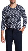 Scotch & Soda Crew Neck Patterned Pullover