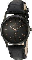Titan Men's 1674NL01 Classique Analog Display Quartz Watch