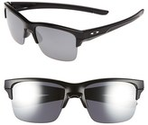 Oakley Men's 'Thinlink' 63Mm Sunglasses - Black