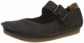 Clarks Janey June Womens Ankle Strap Sandals
