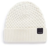 Canada Goose 'Basket Stitch' Merino wool toque