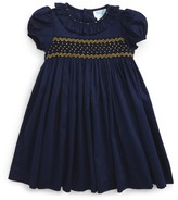 Luli & Me Infant Girl's Smocked Dress
