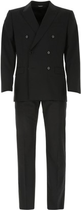 Dolce & Gabbana Classic Double-Breasted Suit