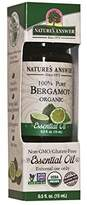 Nature's Answer 100% Pure Organic Essential Oil, 0.5-Ounce, Bergamot