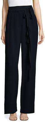 Rebecca Taylor Self-Tie Crepe Pant
