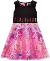 My Little Pony Sleeveless A-Line Dress - Big Kid Girls