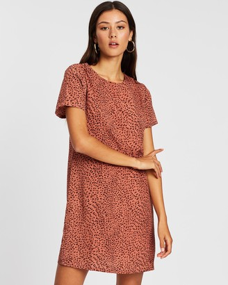 All About Eve Roaming Shift Dress