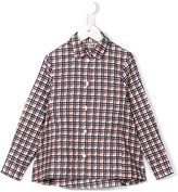 Marni checked shirt