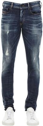 Diesel 16cm Skinny Denim Sleenker-X Jeans