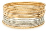 BP Women's 18-Pack Bangles