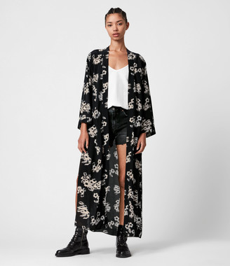 AllSaints Carine Jasmine Kimono