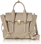 3.1 Phillip Lim Pashli Cashew Leather Medium Satchel