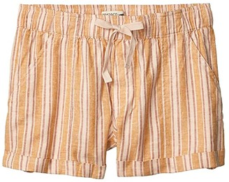Toad&Co Taj Hemp Shorts (Sunset Stripe) Women's Shorts
