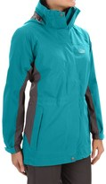 Lowe alpine Lost Valley Soft Shell Jacket - Waterproof (For Women)