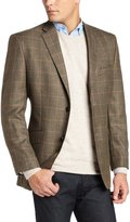 Haggar Men's Houndstooth Windowpane