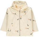 tinycottons Scissors Oversize Hooded Jacket