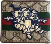 Gucci Beige Cloth Small Bag, wallets & cases