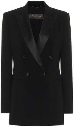 Max Mara Lolly crepe blazer
