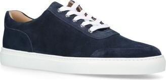 Harry's of London Nimble Tech Suede Sneakers