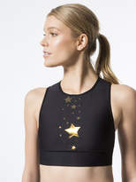 ULTRACOR Level Lux Stellar Print Crop Top